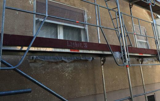 Illustration Rénovation de façade