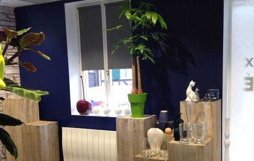 Illustration Rénovation complète d'un magasin