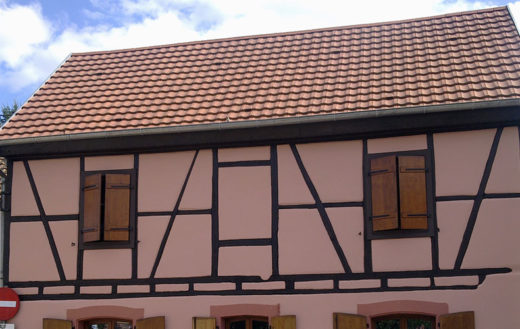 Illustration Rafraîchissement d'un ensemble d'habitation